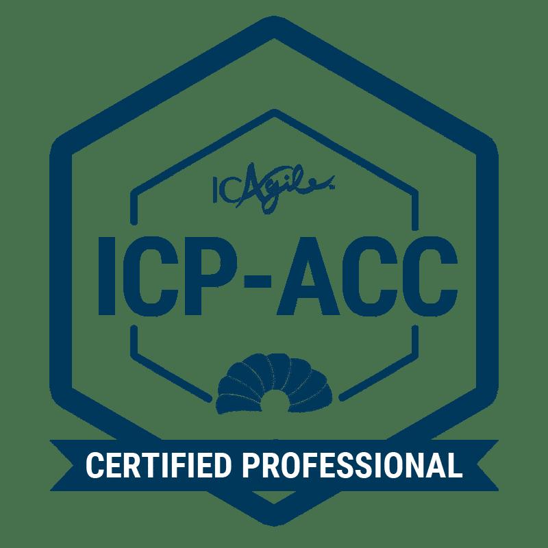 Agile Certified Coaching - ICAgile ICP-ACC