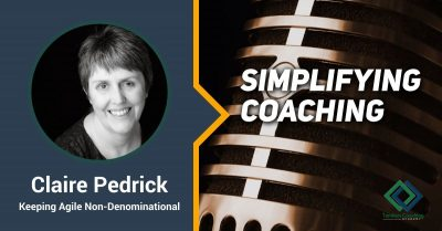 Simplifying Coaching with Claire Pedrick